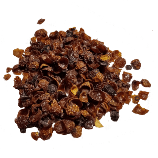 500 g Hagebuttenschalen - gesunde Ergänzung für Trocken Barf Menüs