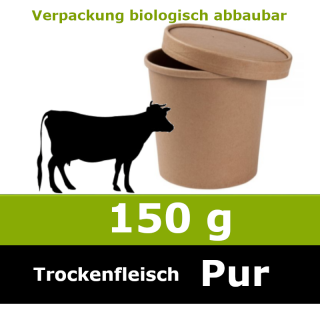 Wunschnapf Rind Pur 150 g
