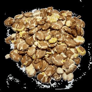 500 g Ackerbohnenflocken - gesunde Ergänzung für Trocken Barf Menüs