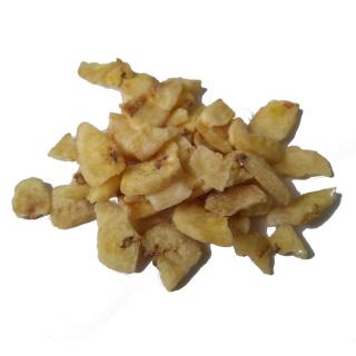 Für ein individuelles Hundefutter kannst du Bananemit unserem Trocken Barf Fleisch, Beilagenund unserem Omega 369 Öl kombinieren.