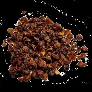 250 g Hagebuttenschalen - gesunde Ergänzung für Trocken Barf Menüs