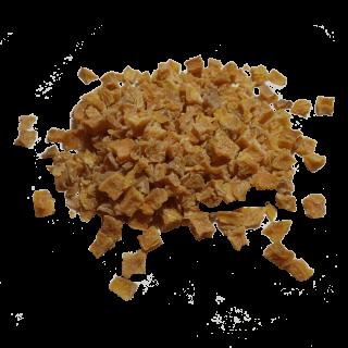 1 kg Süßkartoffelwürfel - gesunde Ergänzung für Trocken Barf Menüs